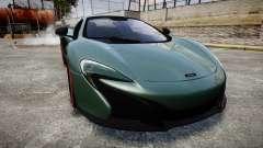 McLaren 650S Spider 2014 [EPM] Bridgestone v2 for GTA 4