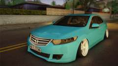 Honda Accord 2010 Hellaflush for GTA San Andreas