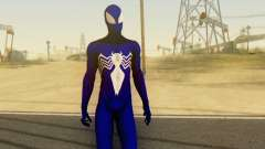 Skin The Amazing Spider Man 2 - Suit Symbiot for GTA San Andreas