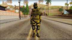 Soldiers of the EU (AVA) v4 for GTA San Andreas