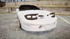 Pontiac Firebird Trans Am 2002