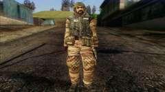 Soldiers MEK (Battlefield 2) Skin 1
