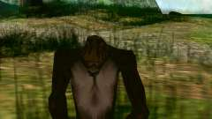 Sasquatch (Bigfoot) on mount Chiliad