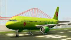 Airbus A320-214 S7-Siberia Airlines