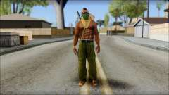MR T Skin v11 for GTA San Andreas