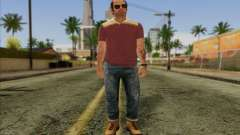 Trevor Phillips Skin v6 for GTA San Andreas
