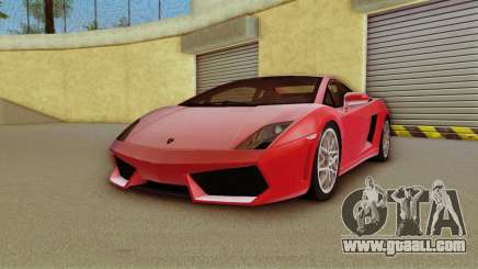 Lamborghini Gallardo LP 560-4 for GTA Vice City