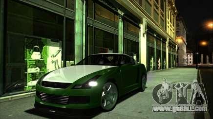 Elegy RH8 Tunable v1 for GTA San Andreas