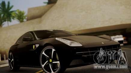 Ferrari FF 2012 for GTA San Andreas