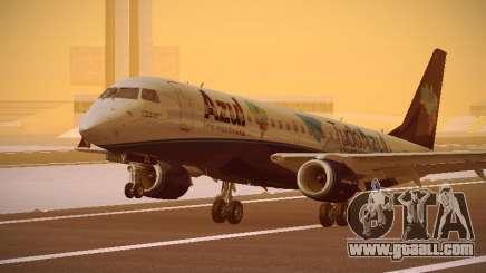Embraer E190 Azul Tudo Azul for GTA San Andreas