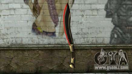 Fang Blade from PointBlank v1 for GTA San Andreas