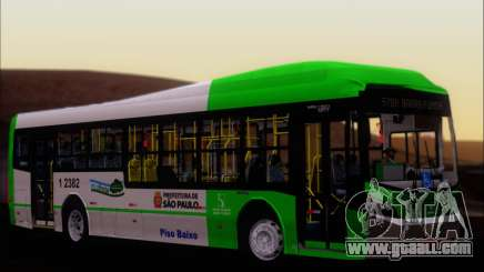 Caio Induscar Millennium BRT Viacao Gato Preto for GTA San Andreas