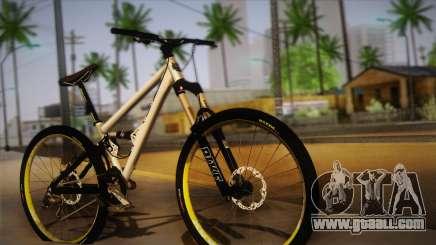 Banshee Rampant Bike for GTA San Andreas