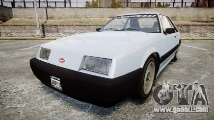 Vapid Uranus Facelift for GTA 4