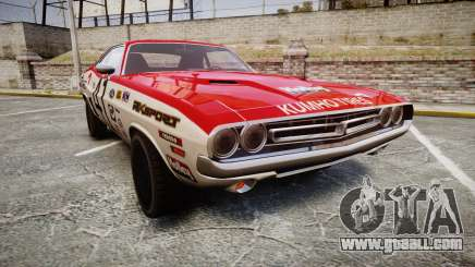 Dodge Challenger 1971 v2.2 PJ7 for GTA 4