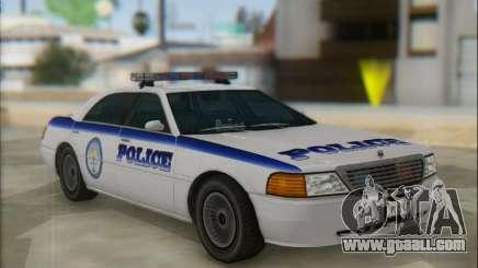 Admiral Police for GTA San Andreas