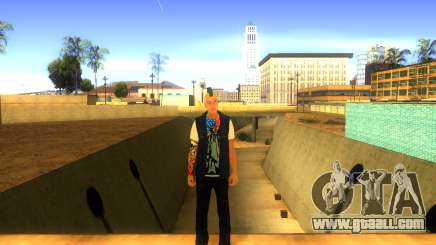 Punk v2 for GTA San Andreas