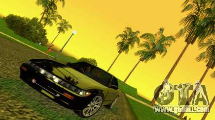 Nissan Silvia S13 RB26DETT Black Revel for GTA Vice City
