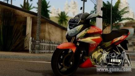 Honda CS1 for GTA San Andreas