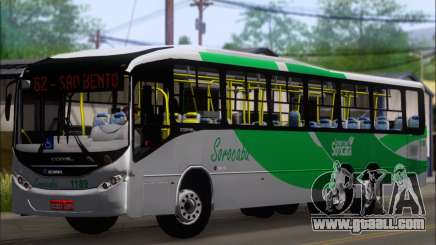 Comil Svelto BRT Scania K310IB 6x2 Sorocaba for GTA San Andreas