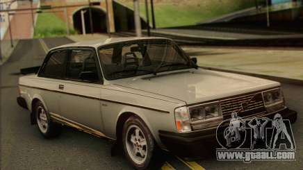 Volvo 242 Turbo 1983 for GTA San Andreas