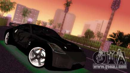 Nissan 350Z Veiside DK for GTA Vice City