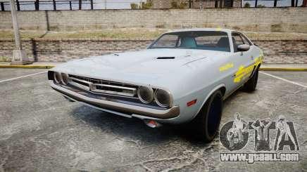 Dodge Challenger 1971 v2.2 PJ4 for GTA 4