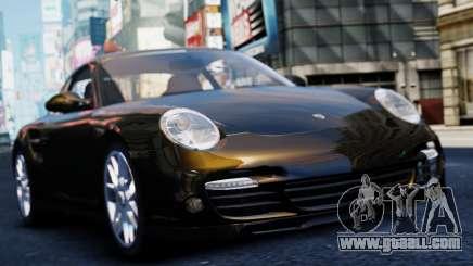Porsche 911 Turbo for GTA 4