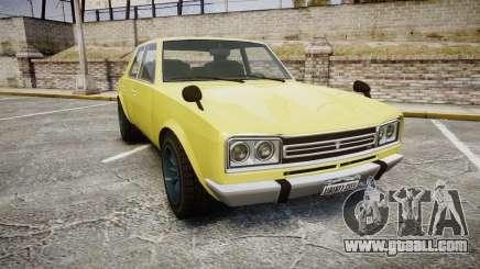 Vulcar Warrener for GTA 4