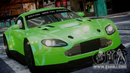 Aston Martin Vantage GTE for GTA 4