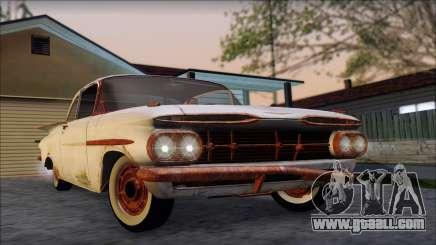 Chevrolet Biscayne 1959 Ratlook for GTA San Andreas