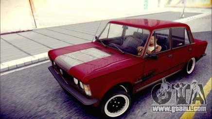 Fiat 125P Shark for GTA San Andreas