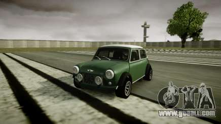 Mini Cooper RWD for GTA 4