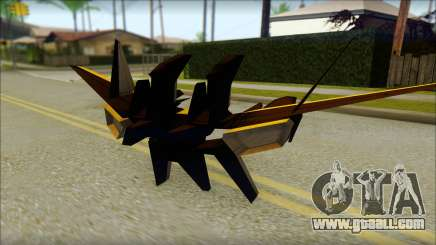 Machine Wing Jetpack for GTA San Andreas