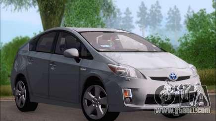 Toyota Prius for GTA San Andreas