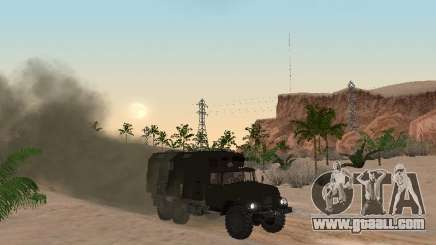 ZIL 131 Kung for GTA San Andreas