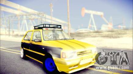 Fiat Uno for GTA San Andreas