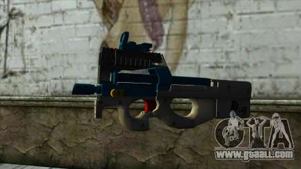 P90 from PointBlank v6 for GTA San Andreas