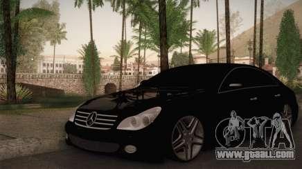 Mercedes-Benz CLS 350 for GTA San Andreas