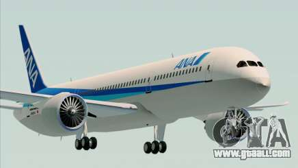 Boeing 787-9 All Nippon Airways for GTA San Andreas