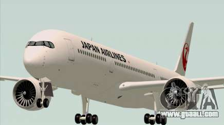 Airbus A350-941 Japan Airlines for GTA San Andreas