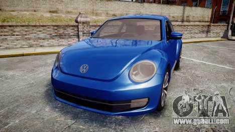 Volkswagen Beetle A5 Fusca for GTA 4