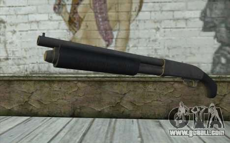 Remington 870 v1 for GTA San Andreas