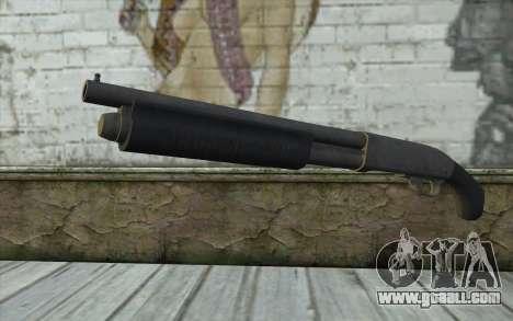 Remington 870 v1 for GTA San Andreas