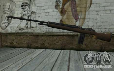 M14 from Battlefield: Vietnam for GTA San Andreas