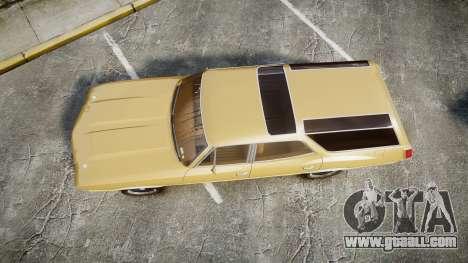 Oldsmobile Vista Cruiser 1972 Rims1 Tree5 for GTA 4 right view