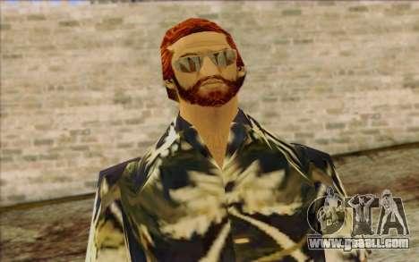 Vercetti Gang from GTA Vice City Skin 2 for GTA San Andreas third screenshot