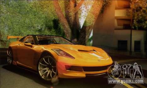 Invetero Coquette for GTA San Andreas