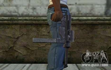 Grease Gun from Day of Defeat for GTA San Andreas third screenshot