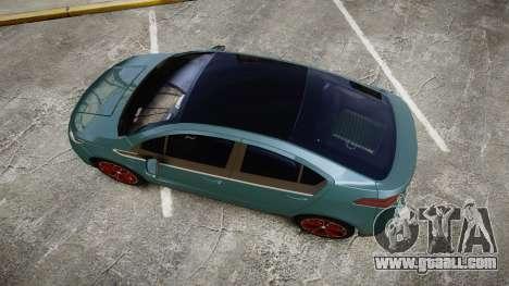Chevrolet Volt 2011 v1.01 rims2 for GTA 4 right view